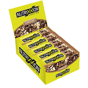 Nutrixxion Energy Bar Box 25 x 55g Cappucino